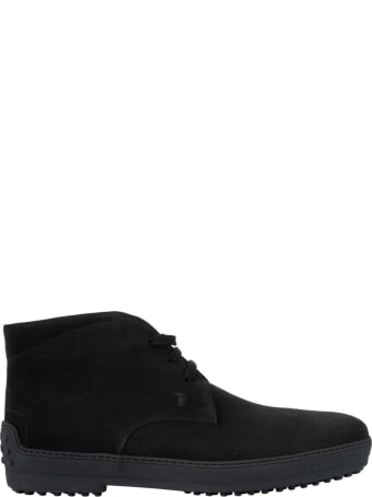 Tod's Winter Gommini Chelsea Boots
