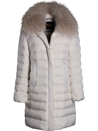 Moorer Cintias3 Long Jkt With Fur