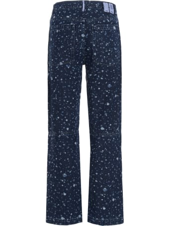 McQ Alexander McQueen 'relaxed Jack' Jeans