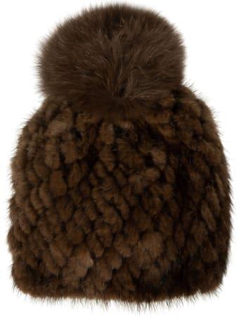 Max Mara Furry Beanie