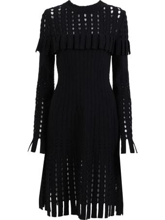 Alaia Fringes Dress