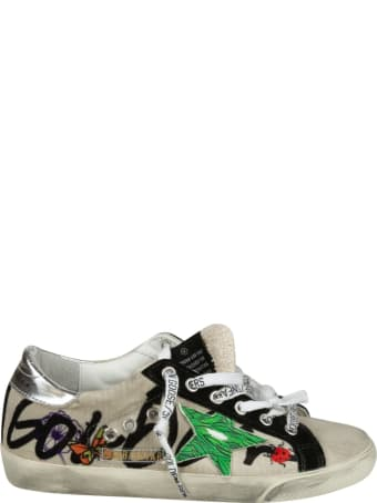 Golden Goose Super-star Classic Sneakers