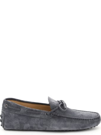Tod's Gommino Loafers With Laces