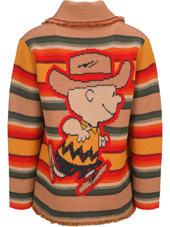 Alanui The Peanuts Gauchos Cardigan