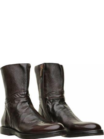 Hundred 100 Hundred 100 Brown Ankle Boots