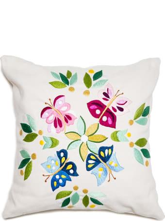 Le Botteghe su Gologone Cushions Embroidered 50x50 Cm