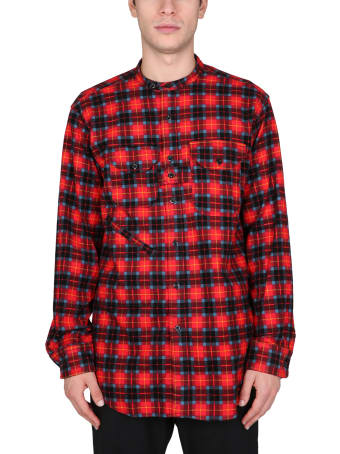 Engineered Garments Shirt With Tartan Pattern