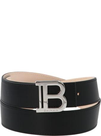 Balmain 'b Belt' Belt