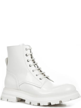 Alexander McQueen Wander Boots
