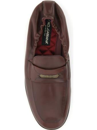 Dolce & Gabbana Ariosto Nappa Loafers