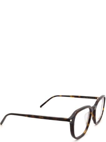 Saint Laurent Saint Laurent Sl 387 Havana Glasses