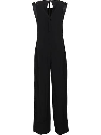 Victoria Victoria Beckham Sleeveless Jumpsuit