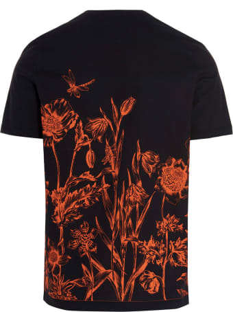 Salvatore Ferragamo 'tuscan Wild Flowers' T-shirt