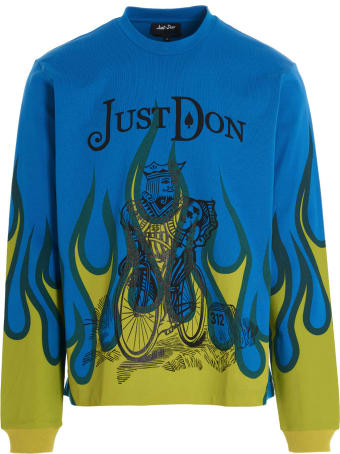Just Don 'flame' T-shirt