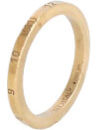 Maison Margiela Number Logo Slim Ring