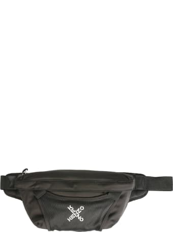 Kenzo Large Belt Bag With Logo