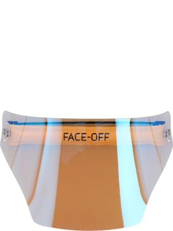 Face-Off 'rosa Marina' Visor