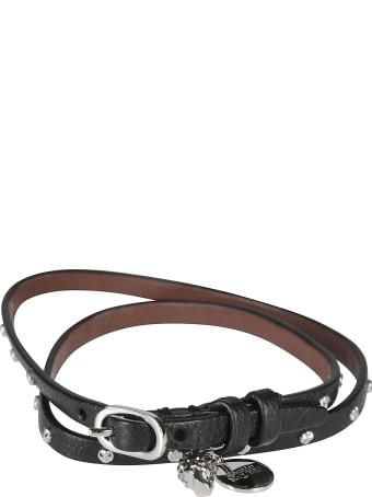 Alexander McQueen Multi Wrap Bracelet