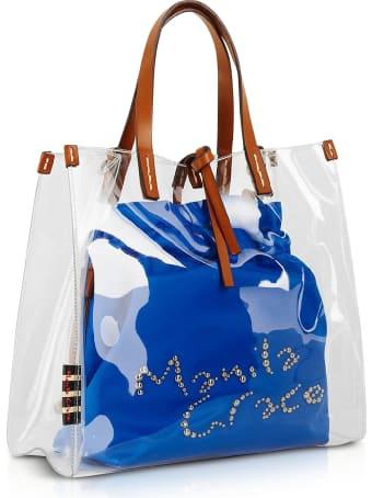 Manila Grace Transparent Tote Bag