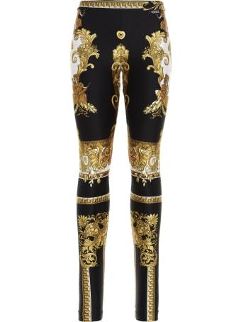 Versace 'reinassance' Leggings