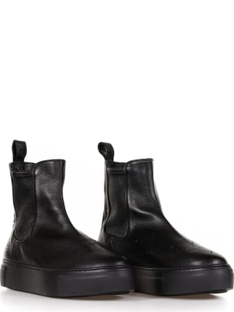 Fratelli Rossetti One Laced Shoes
