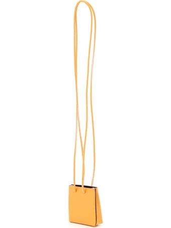 Medea Medea Mini Longstrap Leather Micro Bag