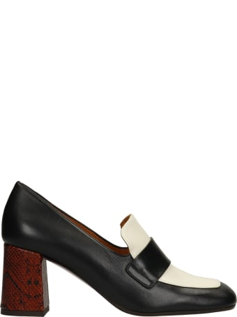 Chie Mihara Piripi Pumps In Black Leather