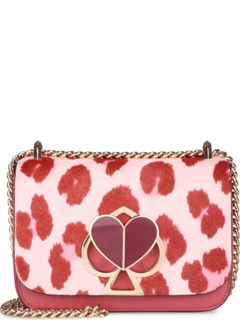Kate Spade Nicola Leopard Print Calf Hair Bag