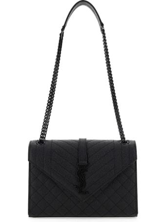 Saint Laurent Satchel Medium Shoulder Bag