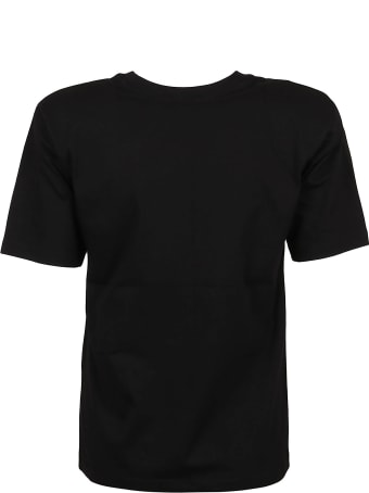 Joshua Sanders Shoulder Pad T-shirt