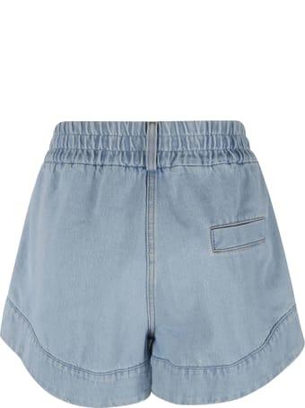 Tela Denim Shorts