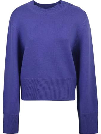 Equipment Loose Fit Sweater