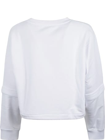 Fendi Fisheye Jersey Sweatshirt