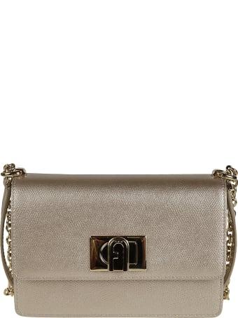 Furla Metallic 1927 Crossbody Bag