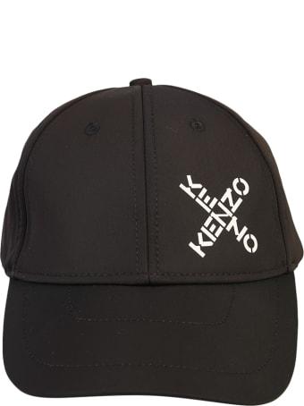 Kenzo Nylon Baseball Hat