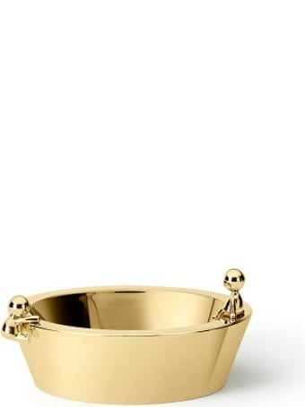 Ghidini 1961 Omini - Small Bowl High Brass