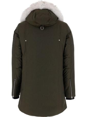 Moose Knuckles Stirling Parka Coat