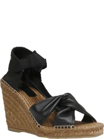 Jimmy Choo Dalya Wedge Sandals