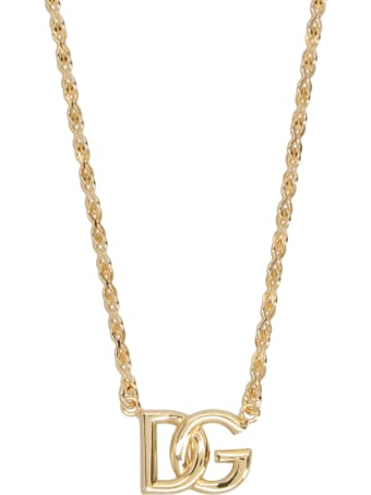 Dolce & Gabbana 'dg' Necklace