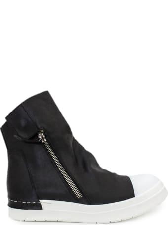Cinzia Araia High-top Sneaker In Black