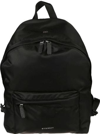 Givenchy Logo Pocket Front Backpack