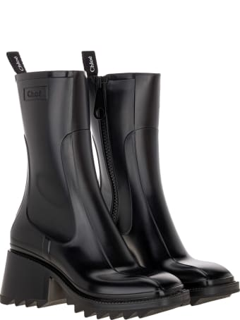 Chloé Chloe' Betty Rain Boots