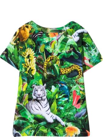Molo Multicolor Print T-shirt