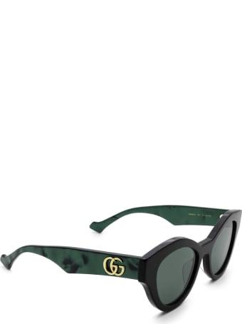 Gucci Gucci Gg0957s Black Sunglasses