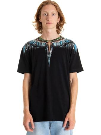 Marcelo Burlon Grizzly Wings T-shirt