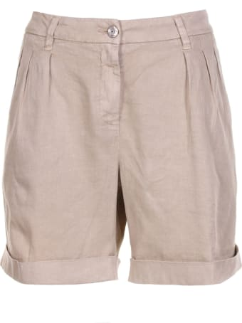 Re-HasH Bermuda Shorts Sand