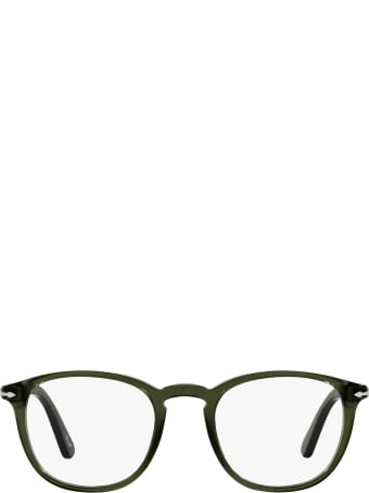 Persol Persol Po3143v Olive Green Transparent Glasses