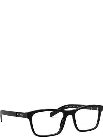 Prada Prada Pr 16xv Black Glasses