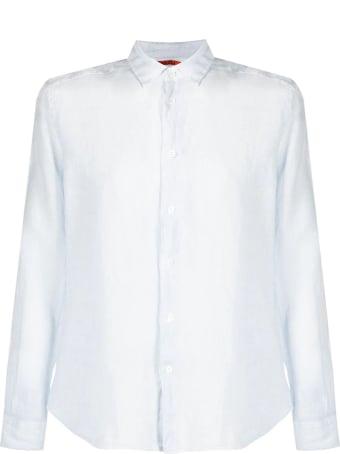 Barena Linen Long-sleeve Shirt