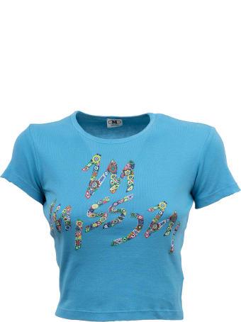 M Missoni Cotton Jersey T-shirt